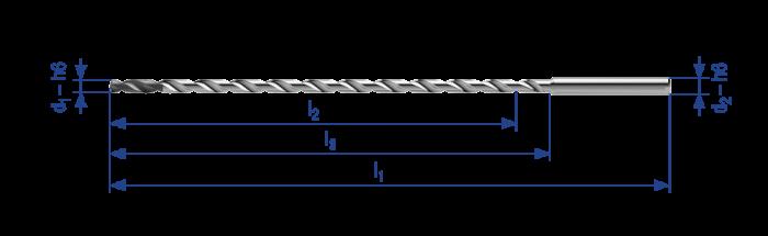High performance drill Phoenix TC2